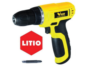 Vigor Trapano a batteria VST-720 LITIO